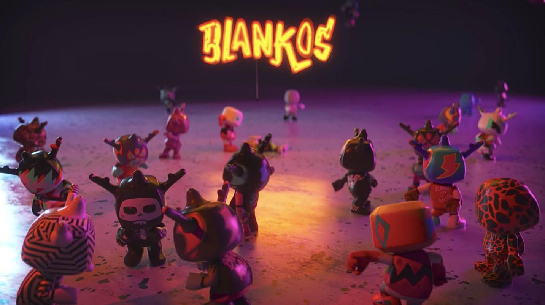 E3 Day 3, Blankos Block Party