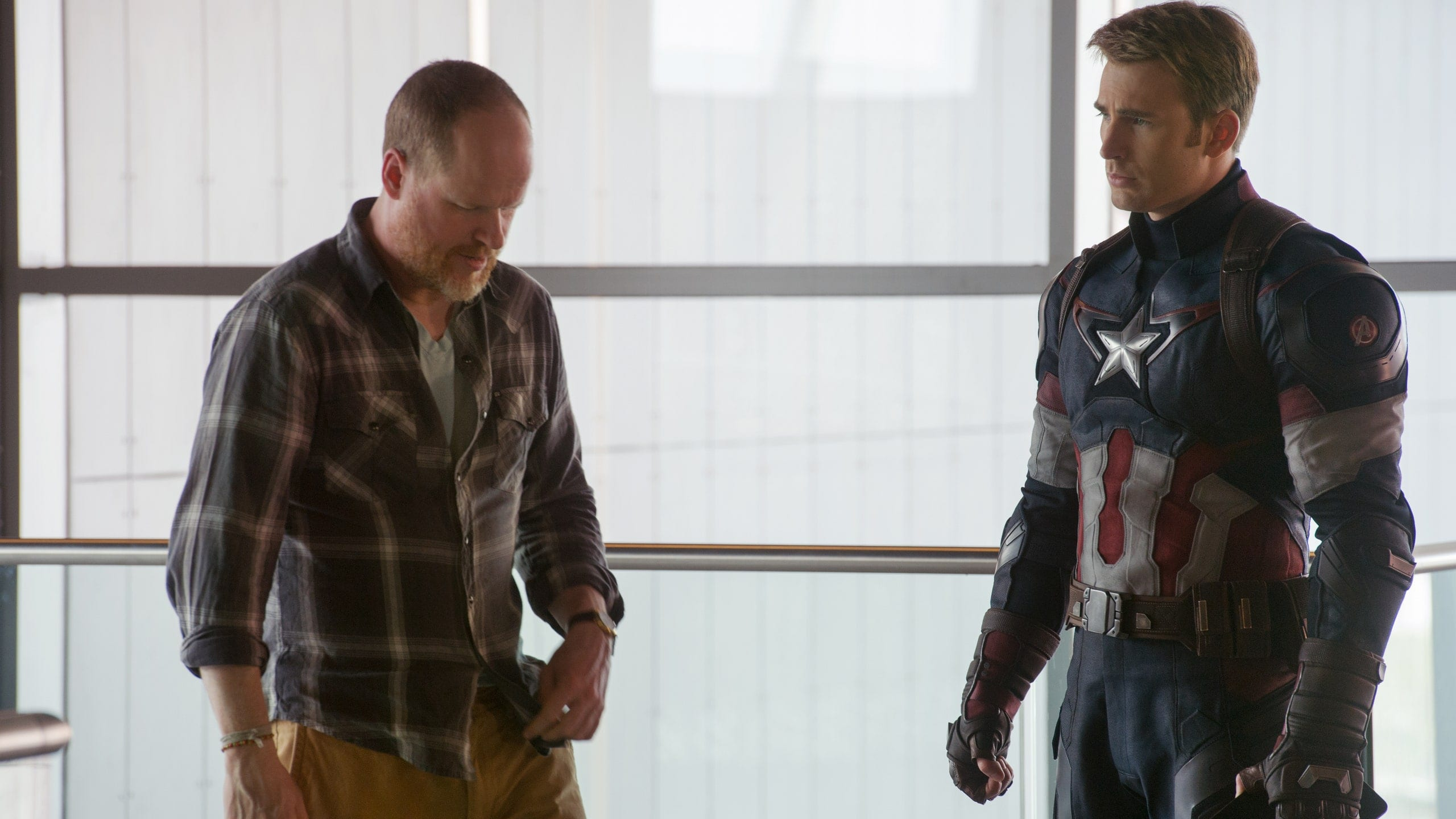 Kevin Feige, Joss Whedon, Captain America