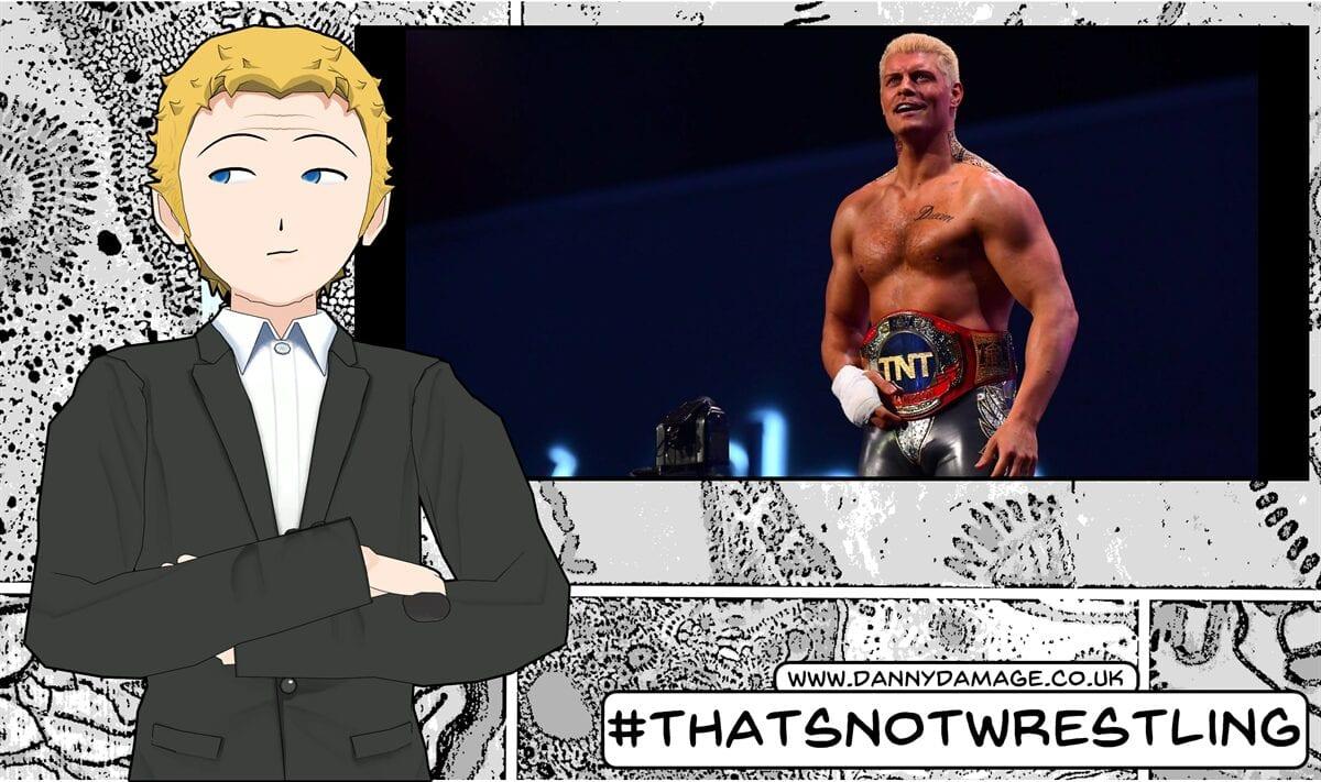 AEW, Cody Rhodes