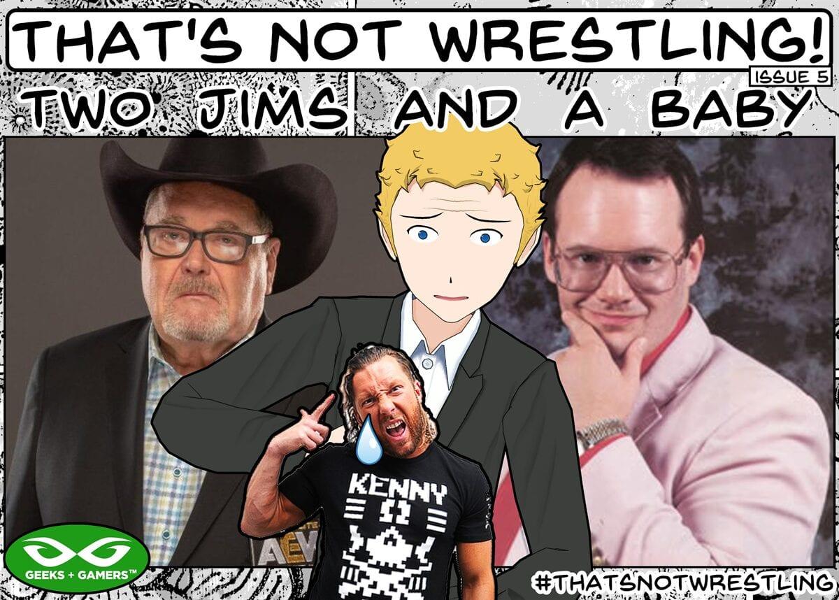 Jim Ross, Jim Cornette, AEW, WWE