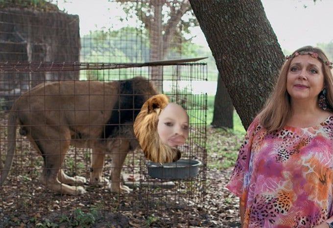 zoo, Carole Baskin, that bitch Carole Baskin