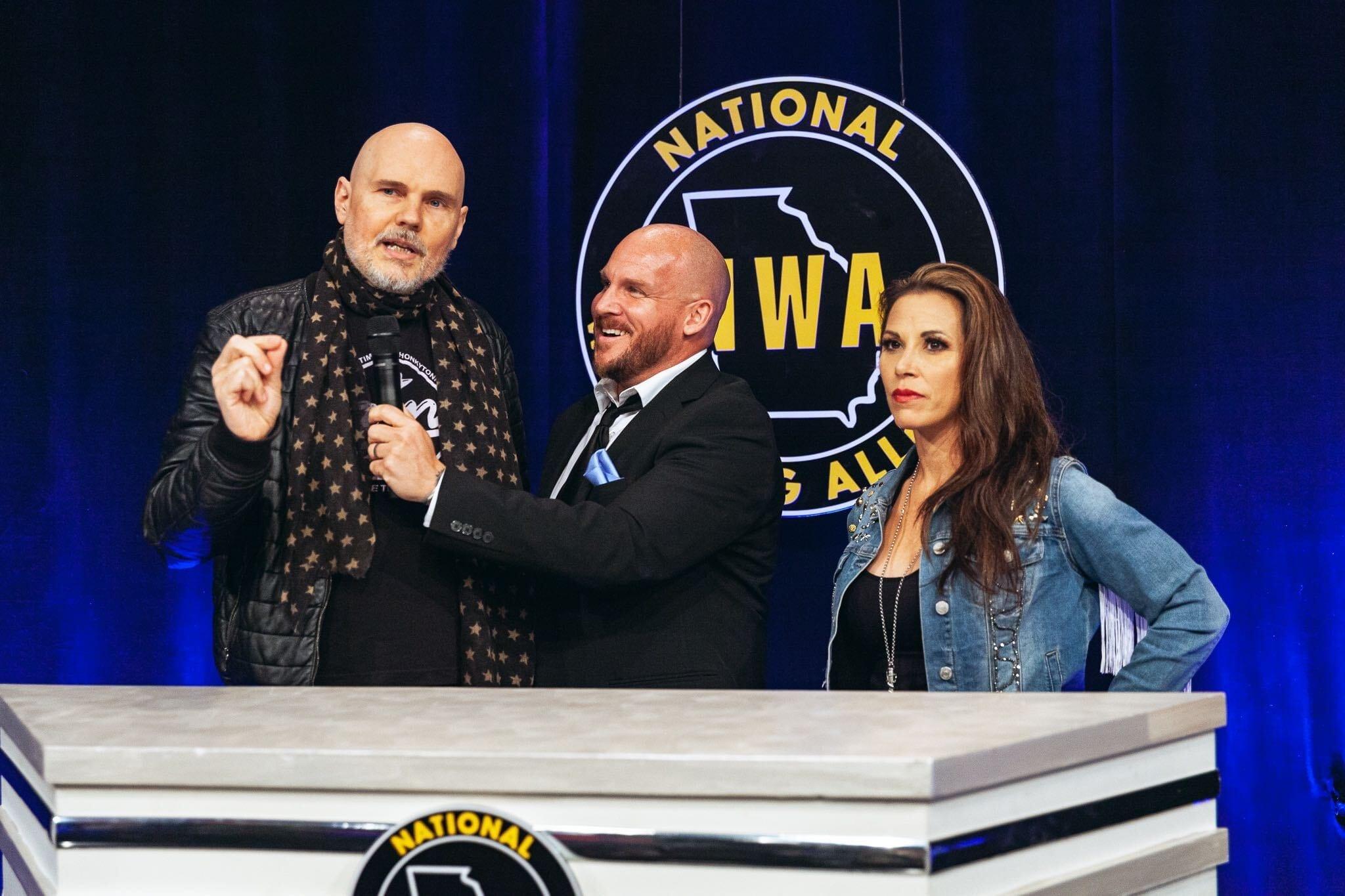 Another Week of Wrestling 6, WWE, AEW, Wresrling, Mickie James