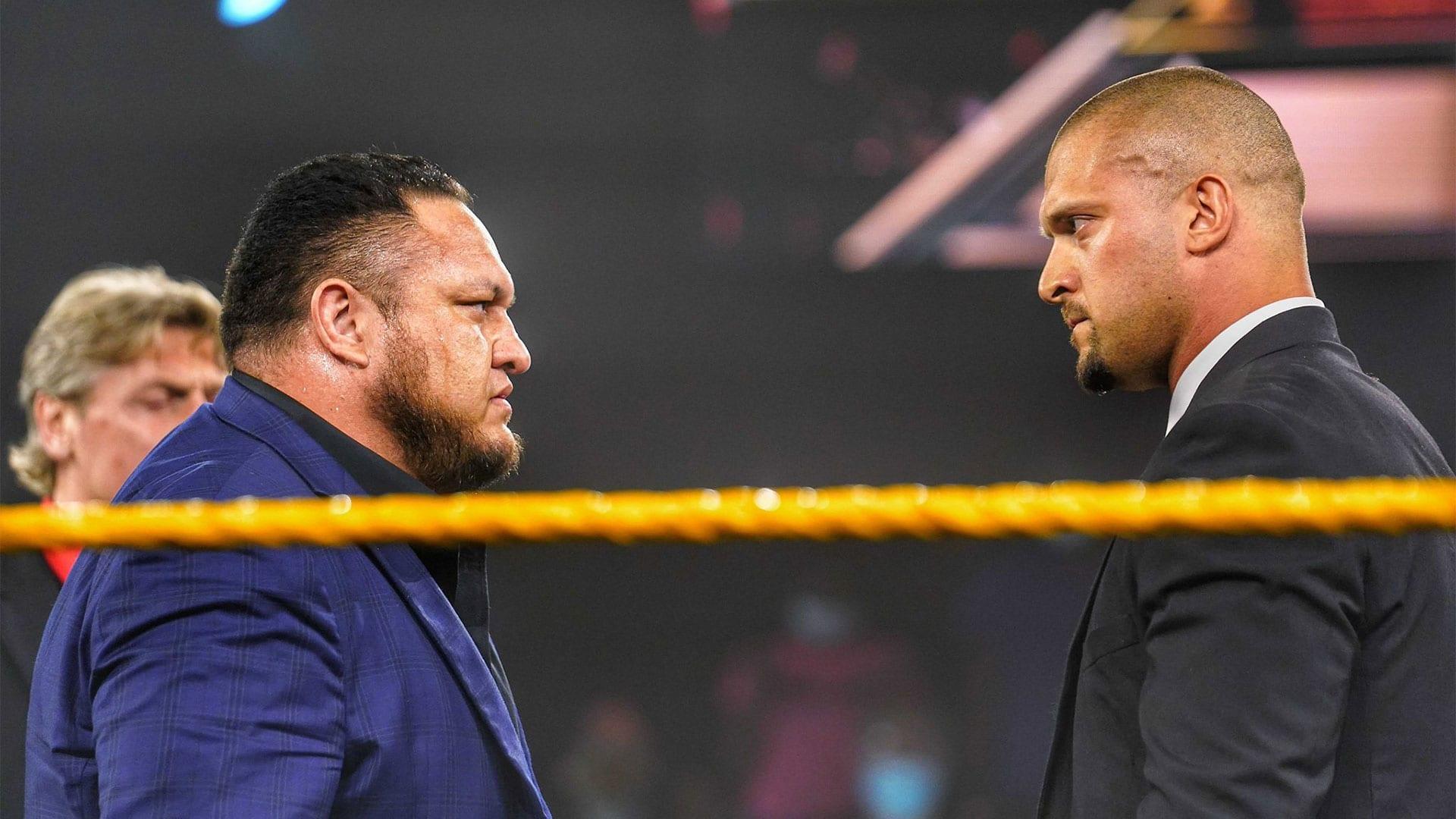 WWE, Rage in a Cage, Thunderdome, Samoa Joe, wrestling