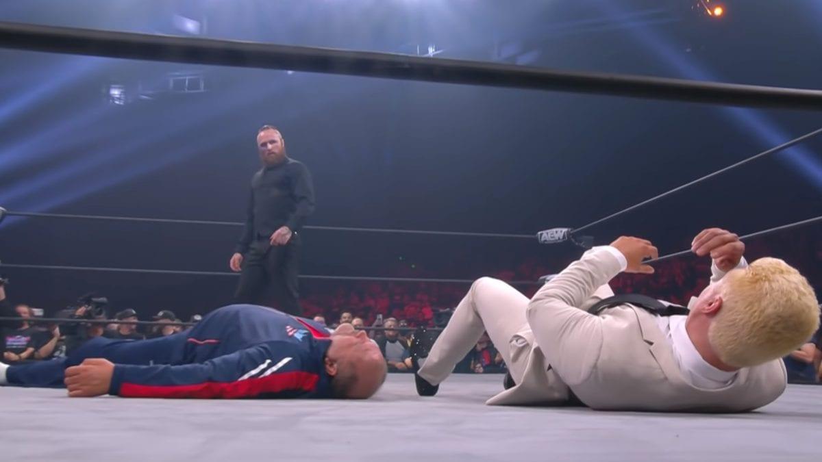 wrestling, WWE, AEW, Arn Anderson, Cody Rhodes