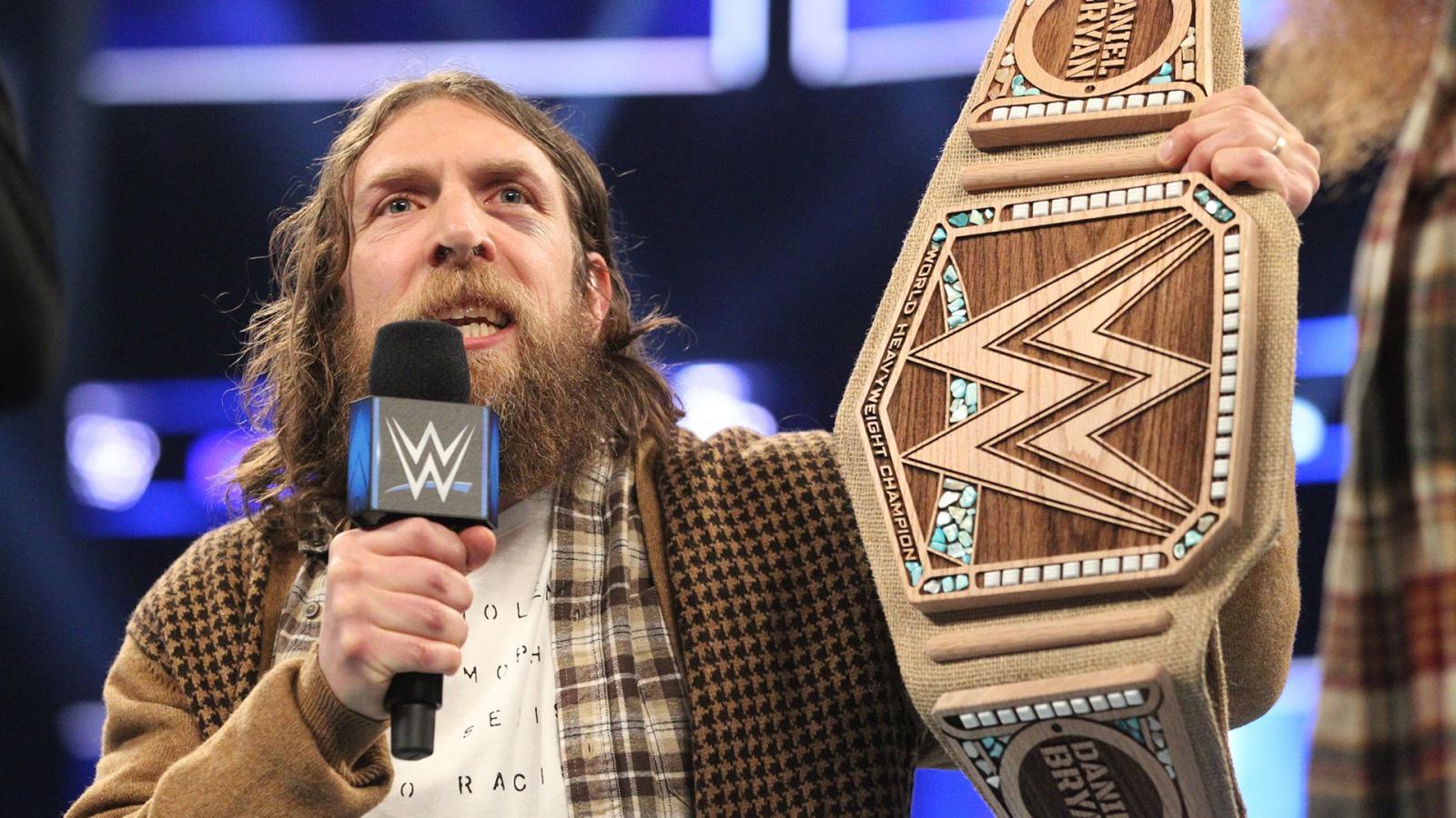 Wrestling, WWE, AEW, Daniel Bryan, CM Punk