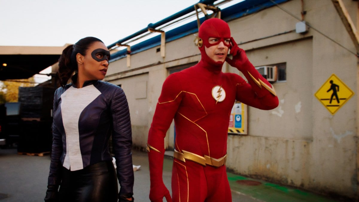 The Flash, Heart of the Matter Part 2