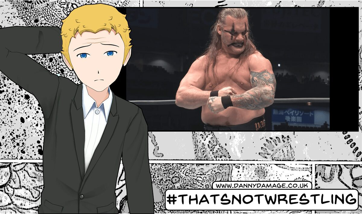 Wrestling, WWE, AEW, Chris Jericho, No