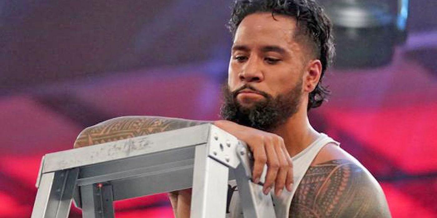 wrestling, WWE, AEW, Jimmy Uso