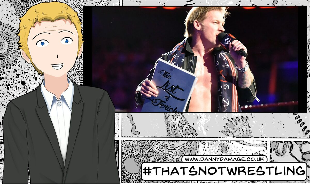 wrestling, WWE, AEW, Chris Jericho