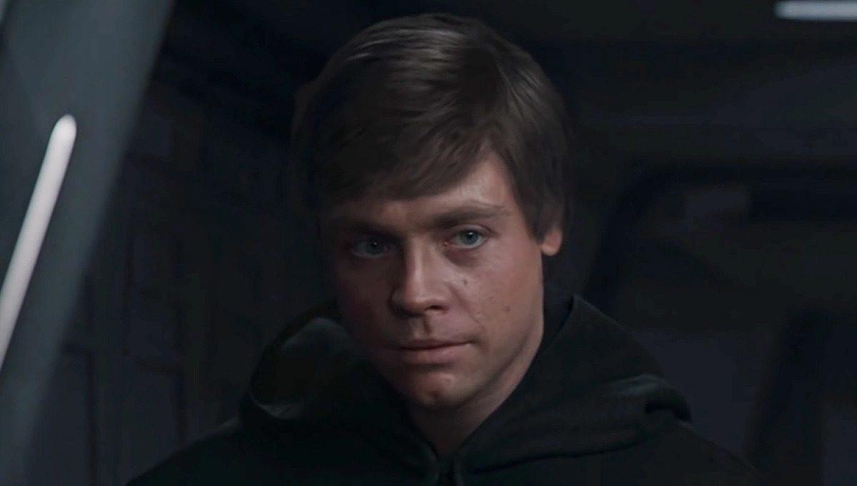 Shamook, Luke Skywalker, Deepfake, The Mandalorian
