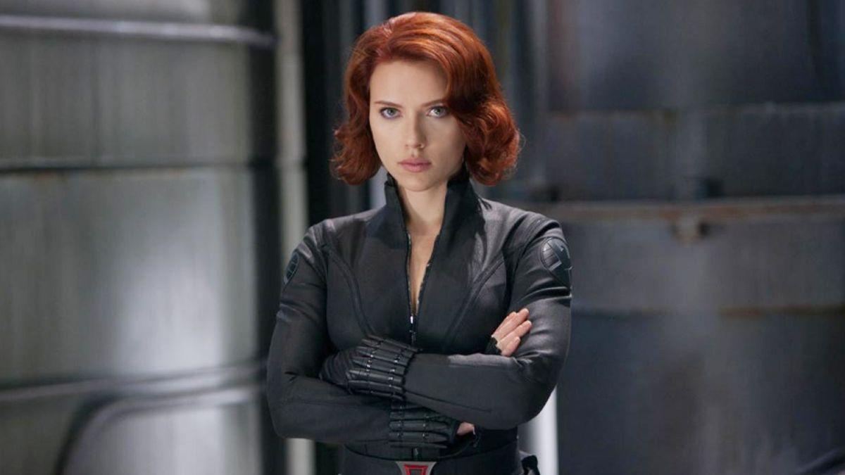 Scarlett Johansson, Black Widow, Disney