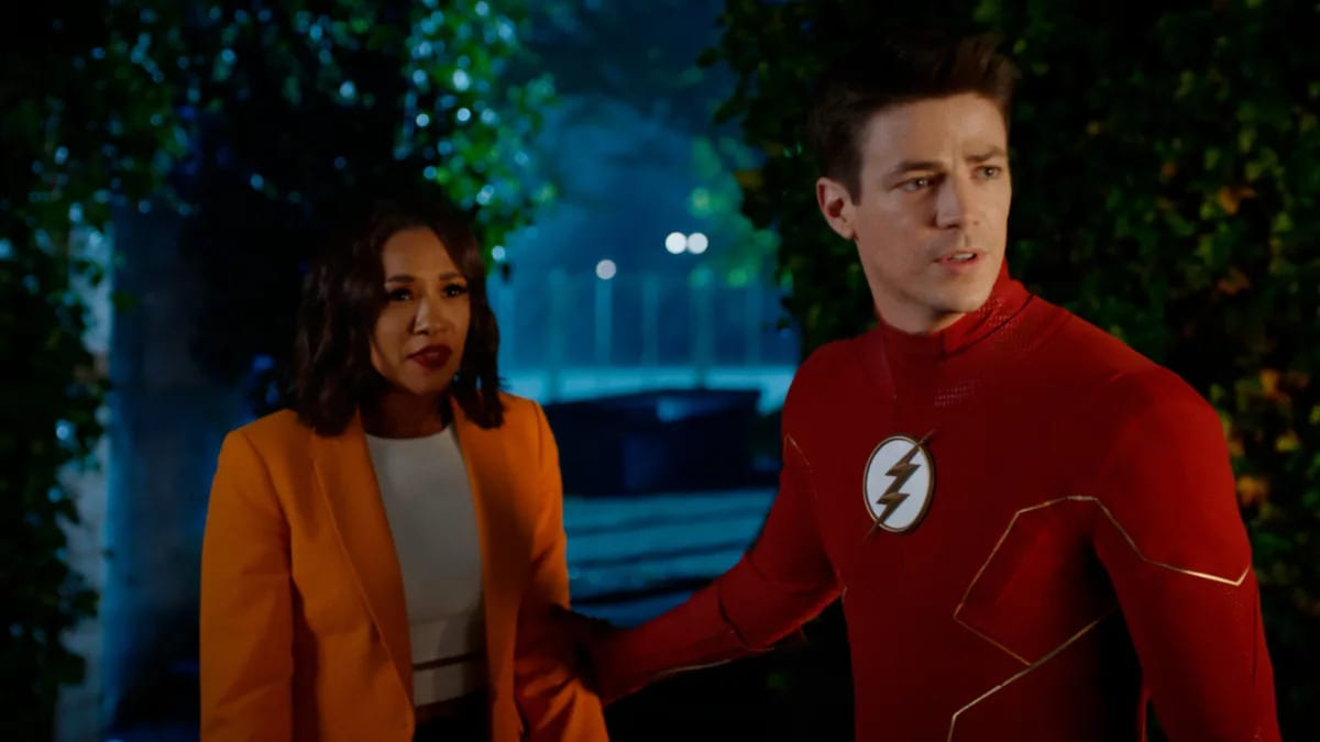 The Flash, P.O.W.
