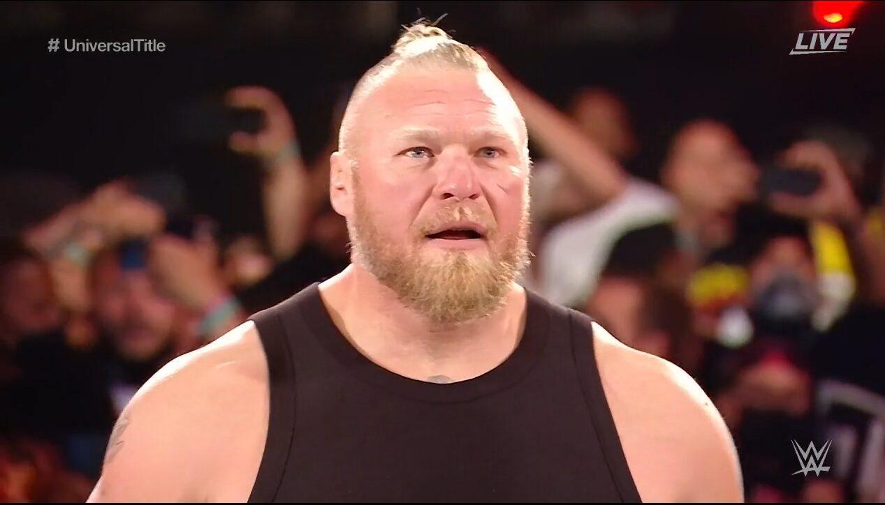 Brock Lesnar, WWE, AEW, Wrestling, CM Punk return