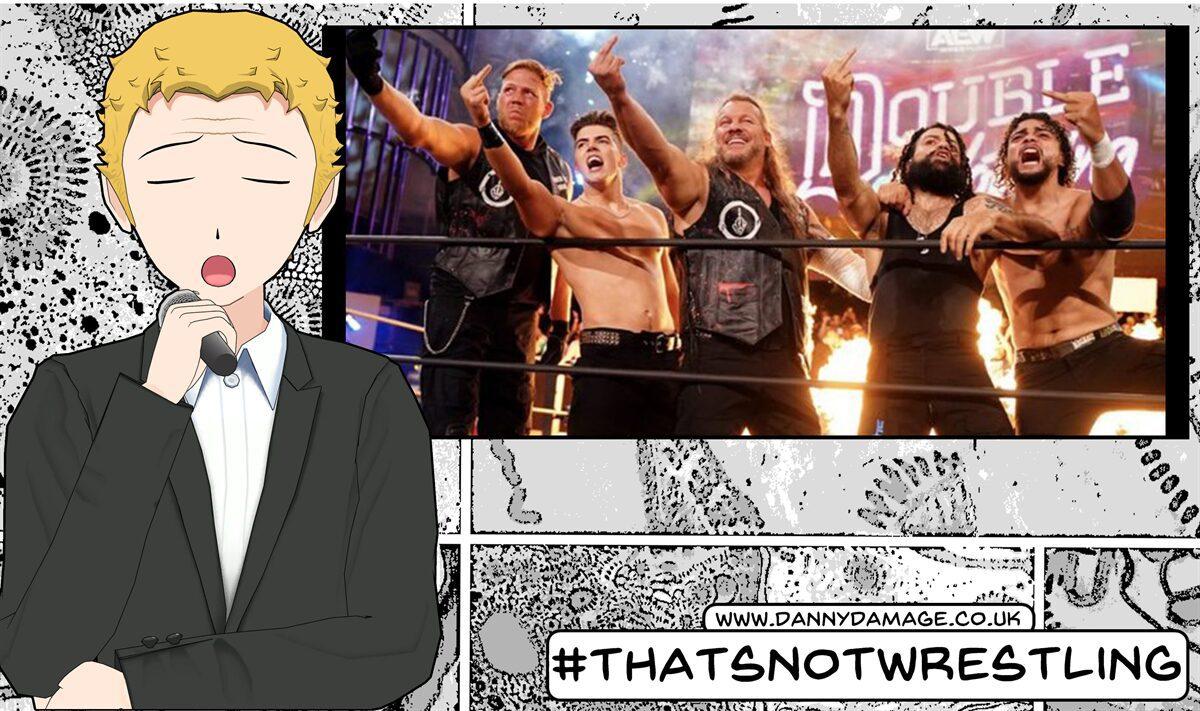 wrestling, WWE, AEW, MJF, Chris Jericho