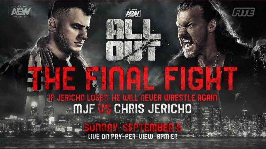 wrestling, WWE, AEW, Chris Jericho, MJF, NXT reboot