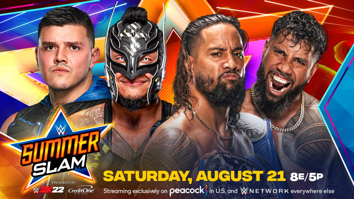 SummerSlam, wrestling, WWE, SummerSlam Results
