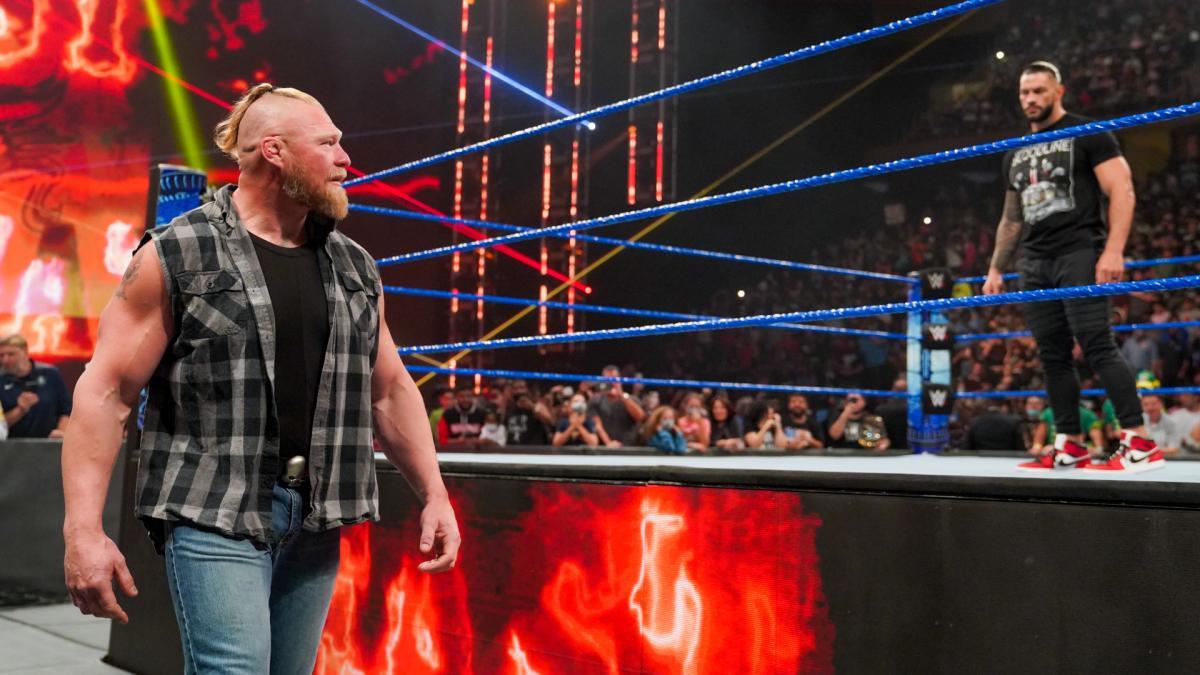wrestling, WWE, AEW, Brock Lesnar, Gable Steveson
