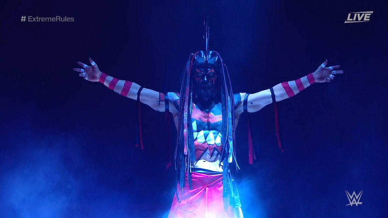wrestling, WWE, AEW, WWE Extreme Rules