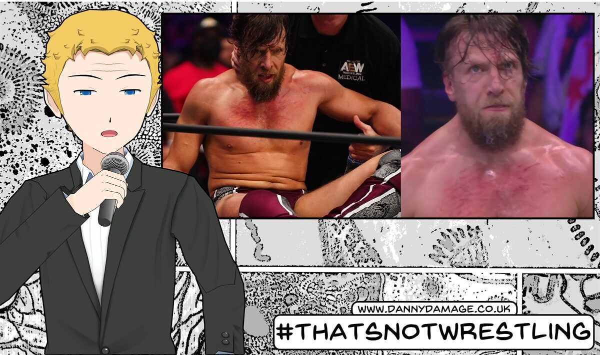 Kenny Omega, wrestling, WWE, AEW