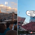 """College Football Trend of """"F*** Joe Biden"""" Chants Could Continue Into Week 3 of the Season"""