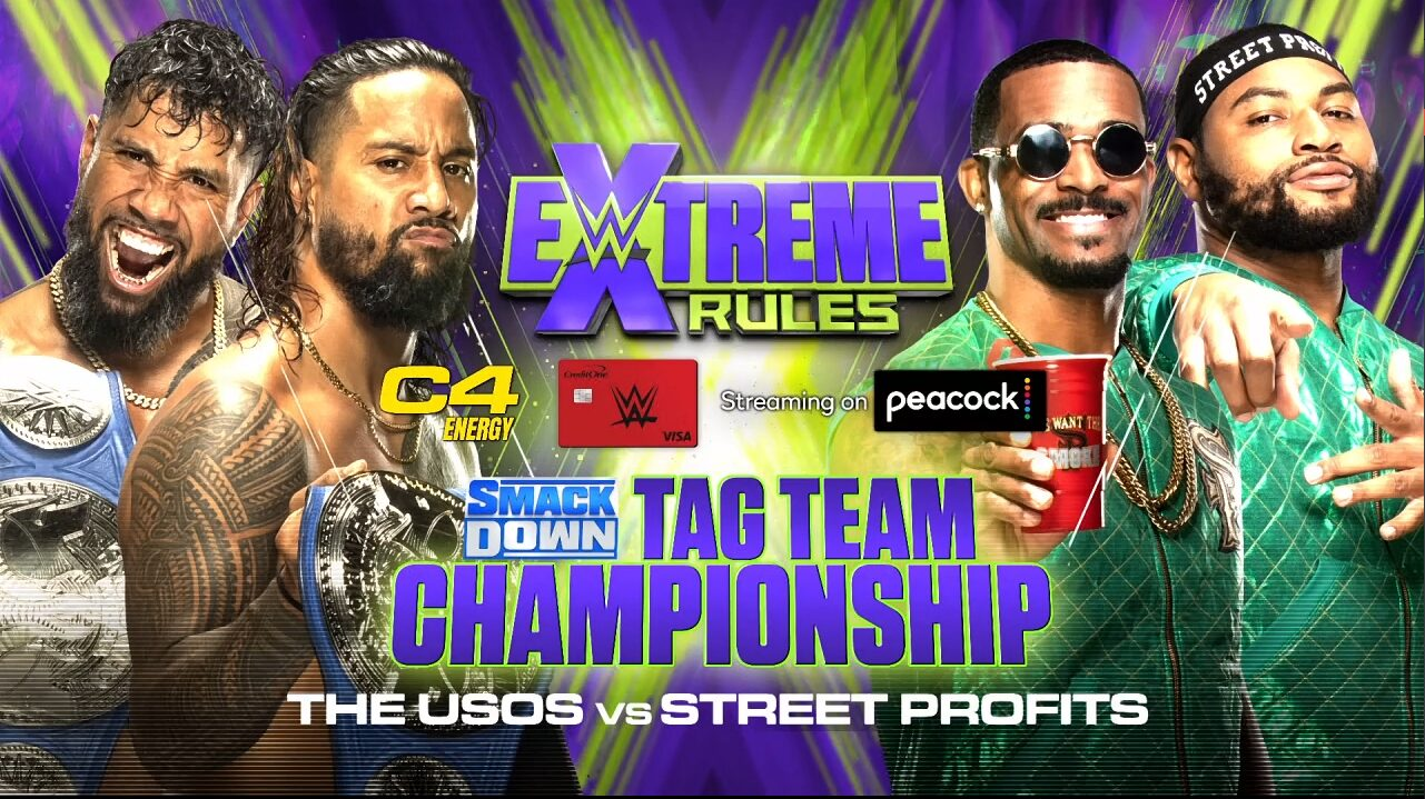 Extreme Rules Results