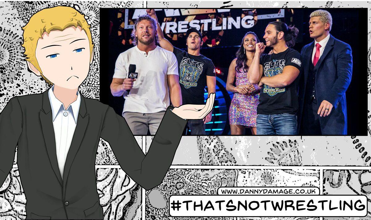 wrestling, WWE, AEW, Kenny Omega