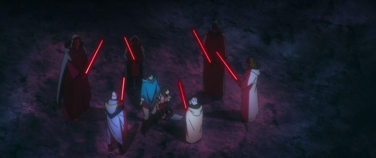 Star Wars Visions Season 1
