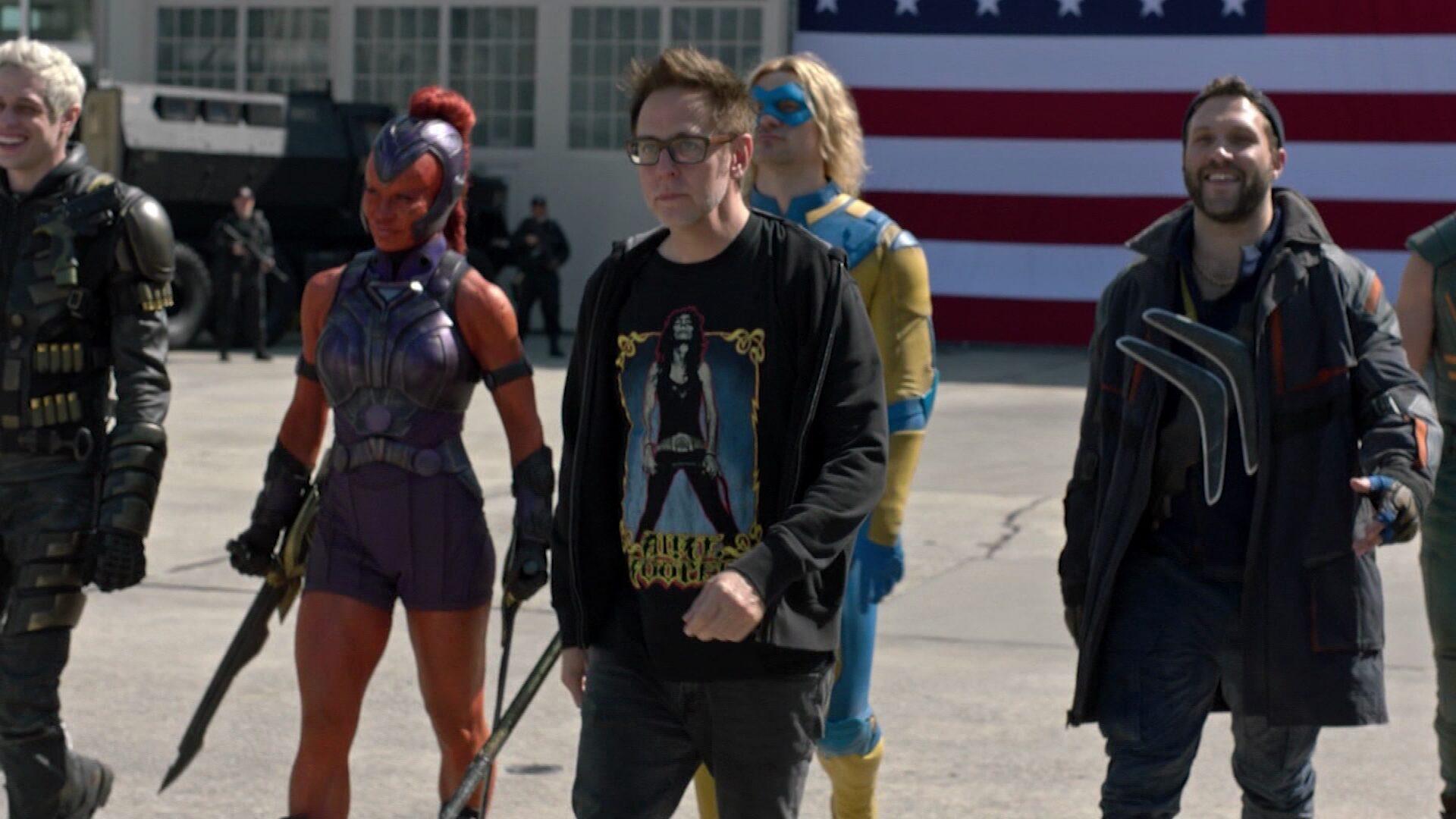 James Gunn vs Zack Snyder