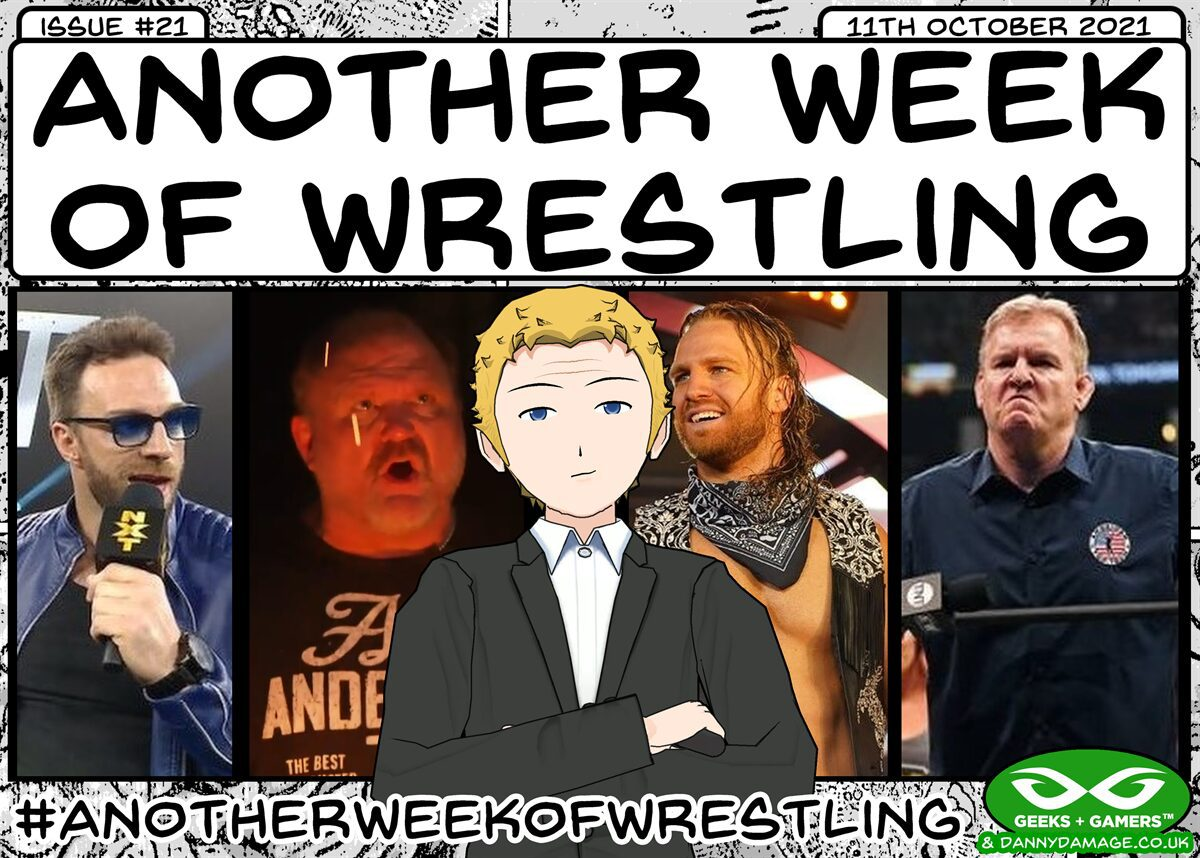 Wrestling News, wrestling, WWE, AEW