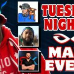 Geeks + Gamers Tuesday Night's Main Event With Special Guest Bryson Gray