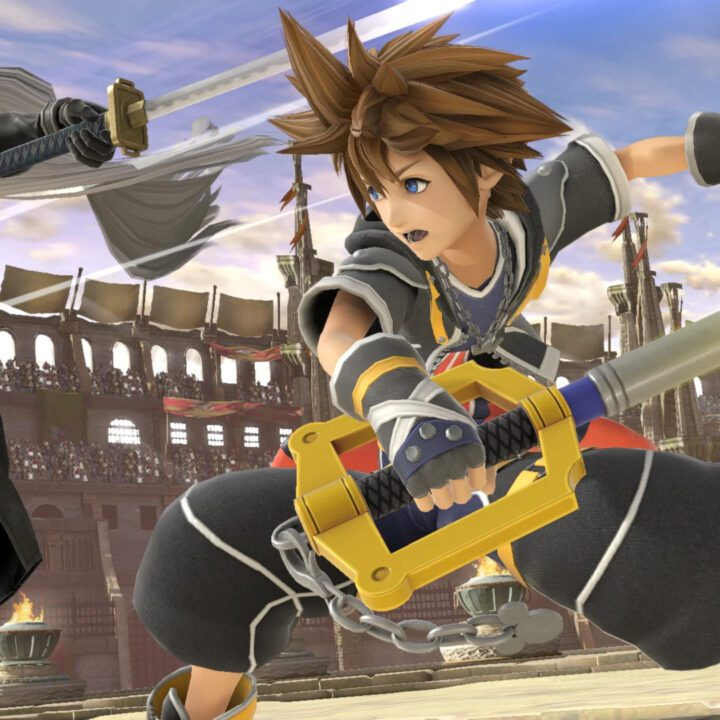 Sora, Super Smash Bros. Ultimate, Kingdom Hearts