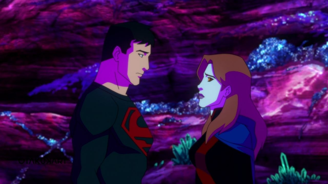 Young Justice Volatile