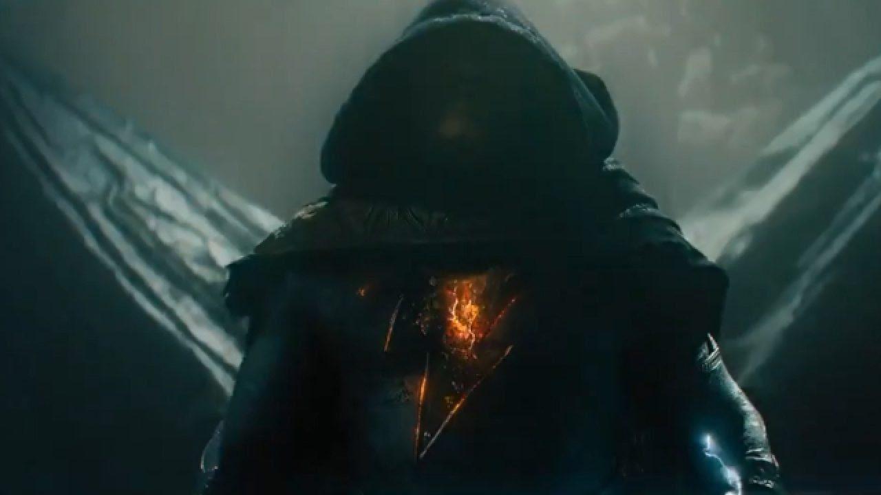 Black Adam teaser, DC Fandome