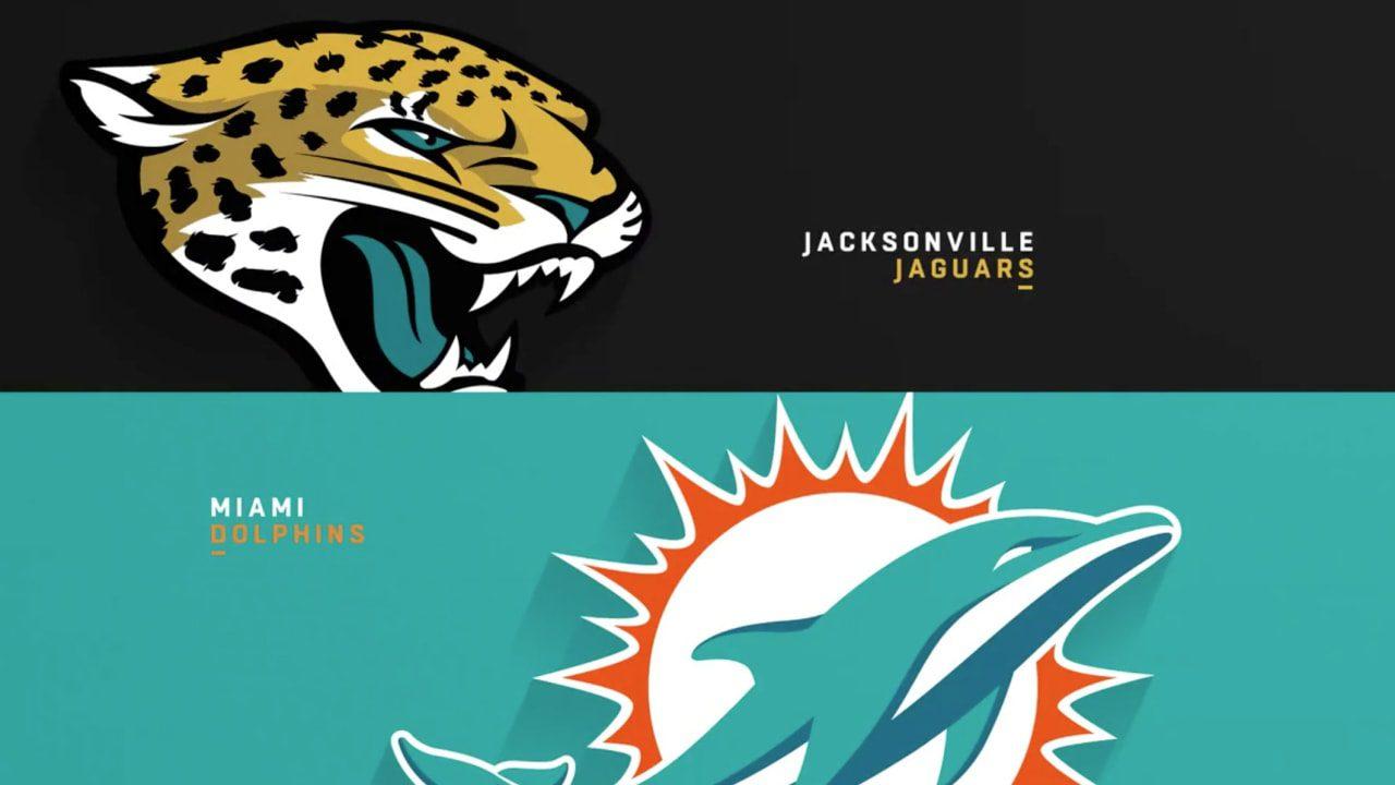 Dolphins Jaguars