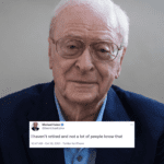 Sir Michael Caine is Not Quite Ready to Retire