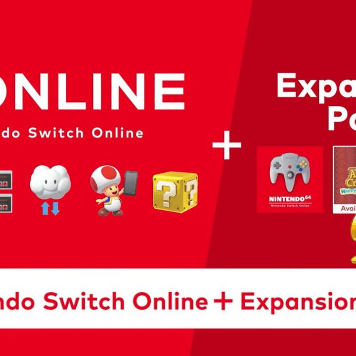 Nintendo Switch Epansion Pack