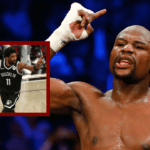 """Floyd Mayweather Jr. Reaches Out to Kyrie Irving: """"I Respect You For Having Some Integrity"""""""