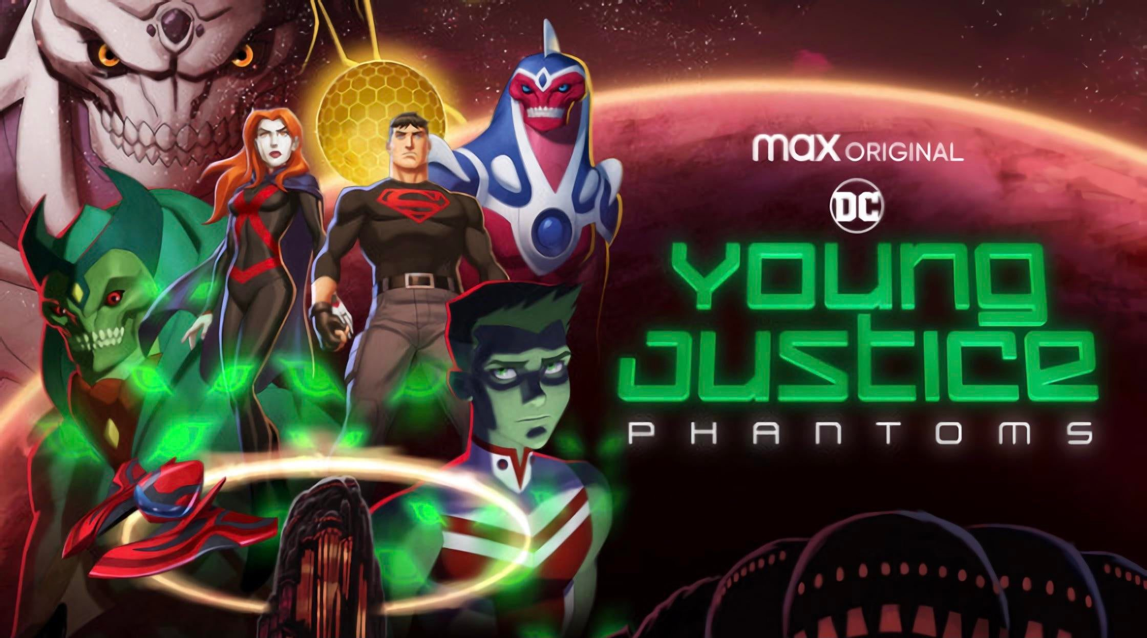 Young Justice Phantoms, Inhospitable and Needful