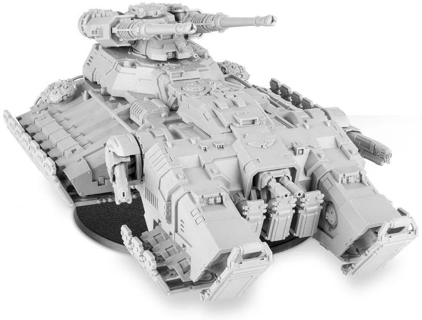 Astraeus super heavy tank