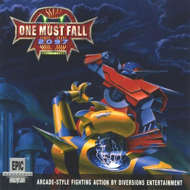 One_Must_Fall-_2097_-_Carátula