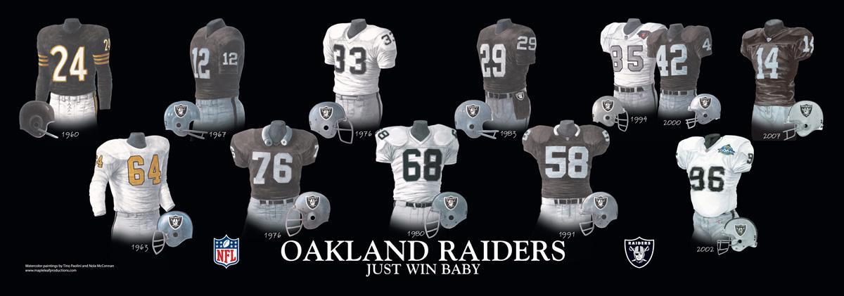 Oakland Raiders 1200