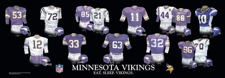 Minnesota Vikings 750