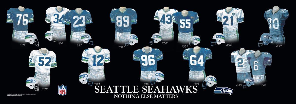 Seattle Seahawks 1200