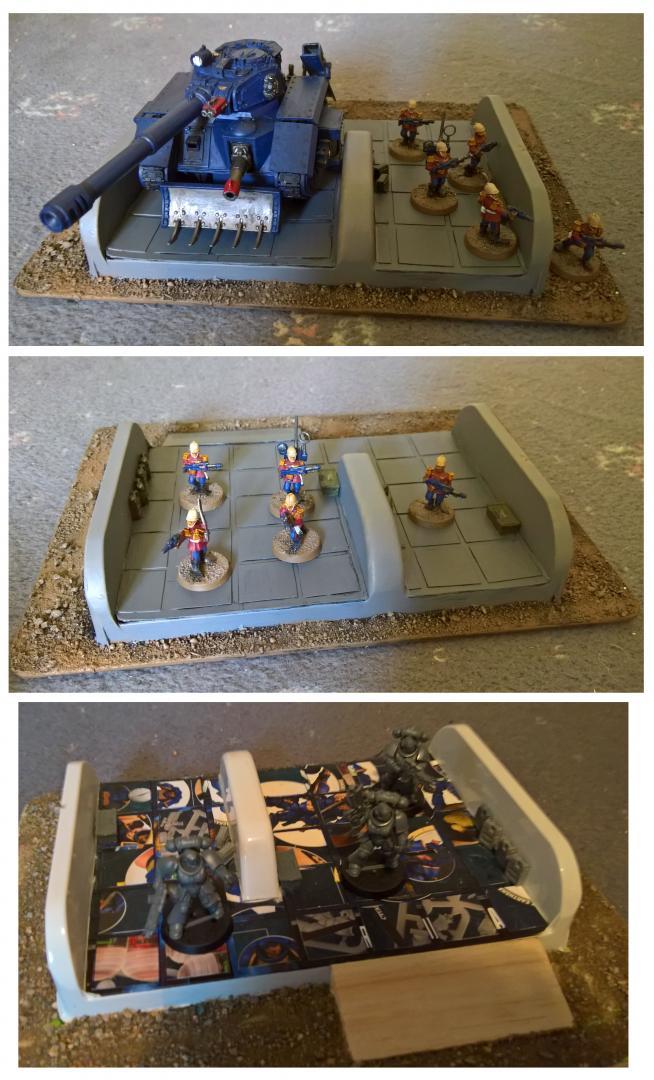 Games Workshop Secret Terrain Piece