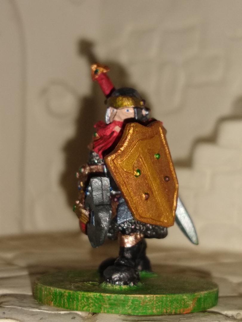 Dwarf knight 11