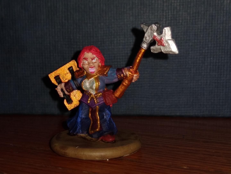 dwarf fighter 17