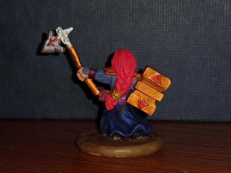 dwarf fighter 18