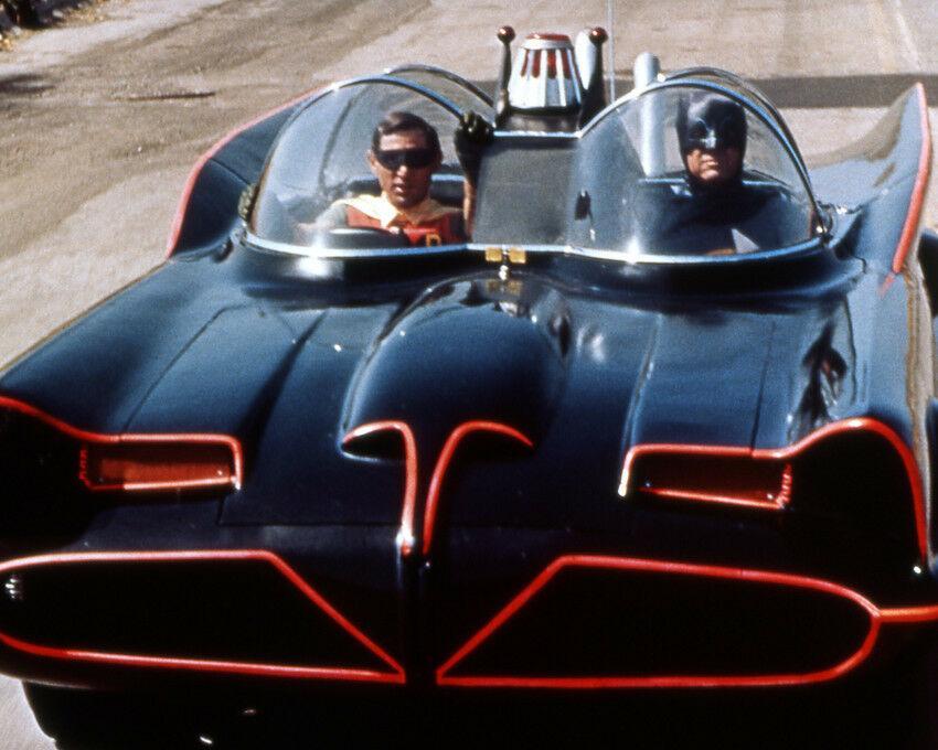 batmobile 1960s