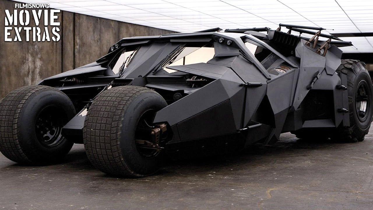 batmobilr dark knight