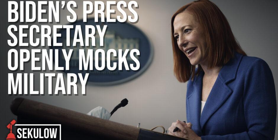 Sekulow_Press_Secretary_Military